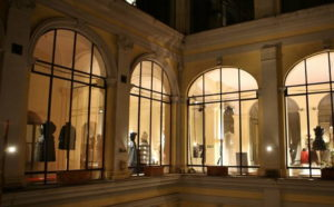 Textile and Clothing Museum Mondragone Foundation - Campania - Italy