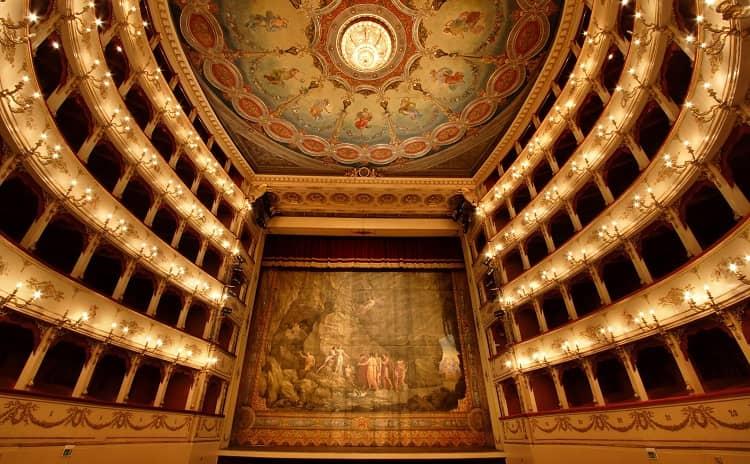 Rossini Opera Festival - Marche - Italy