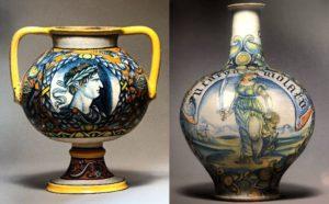 Regional Museum of Ceramics in Deruta - Umbria - Italy
