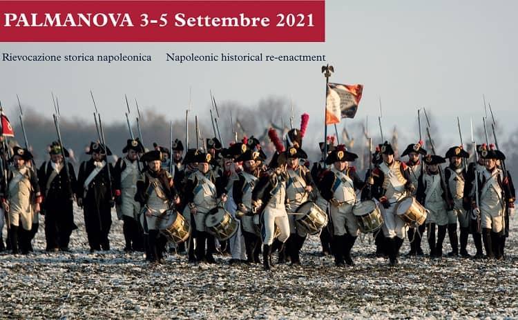 Palma Alle Armi. 1809 L'Assedio - Friuli Venezia Giulia