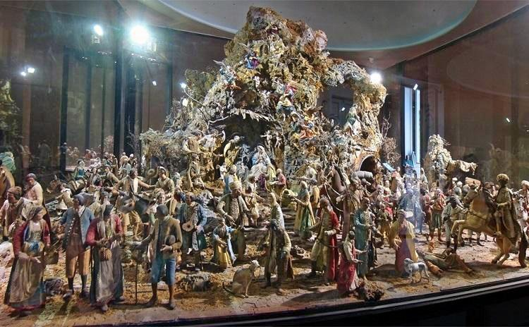 Via dei Presepi - Nativity Scene Exhibition - Campania - Italy