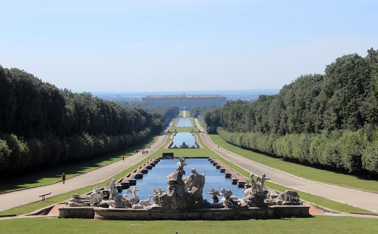 Royal Palace of Caserta - Campania - Italy