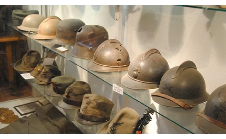 Great War Museum - Bersone, Valle del Chiese - Trentino Alto Adige - Italy