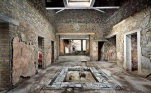 Archaeological park of Pompeii - Campania - Italy