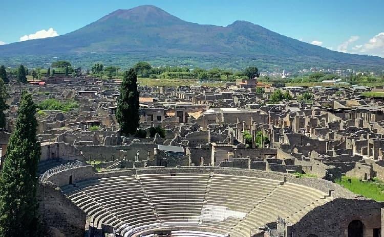 Parco archeologico di Pompei - Campania