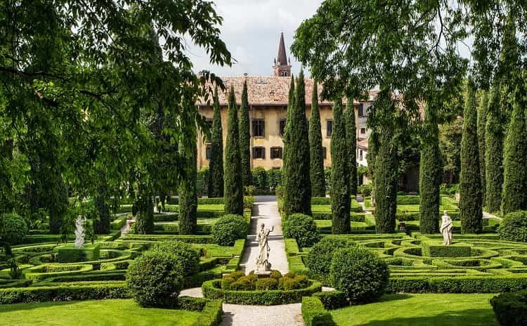 Giardino Giusti - Veneto