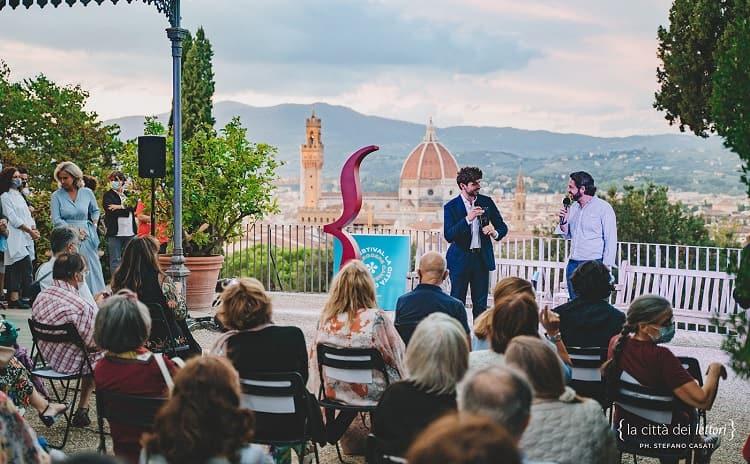 The City of Readers -Bardini Villa and Garden - Tuscany - Italy