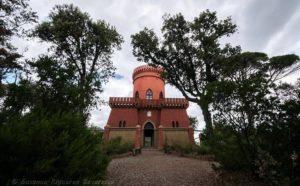Park of Villa Durazzo Pallavicini - Liguria - Italy