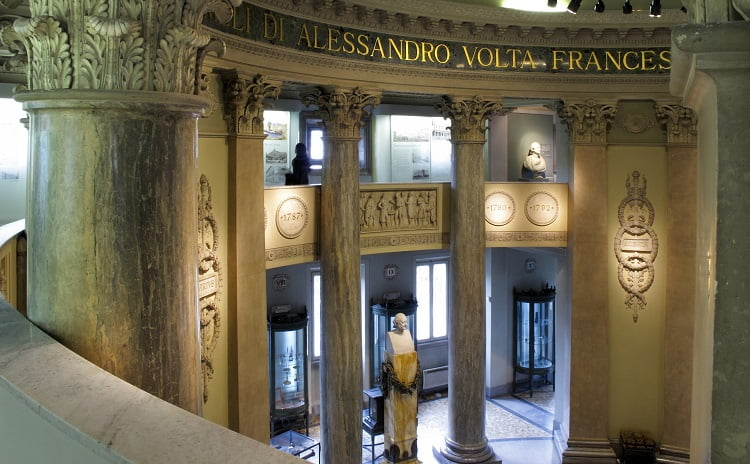 Tempio Voltiano - Lombardia