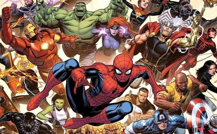Amazing Marvel