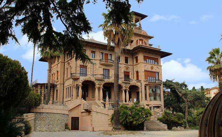 Villa Grock and Clown Museum - Liguria - Italy