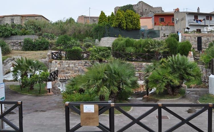 Is Gruttas Hypogeum Village - Sardinia - Italy