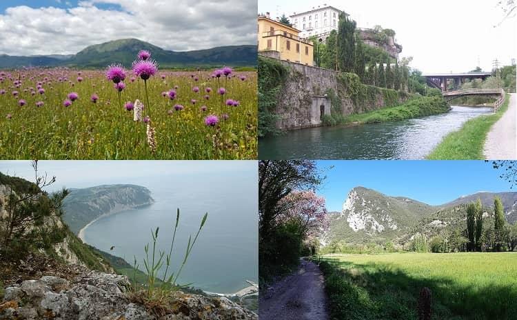 Avventure in bicicletta in Italia
