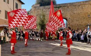 Festa del Barbarossa - Toscana