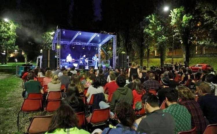 Ginzburg Park Festival - Piemonte