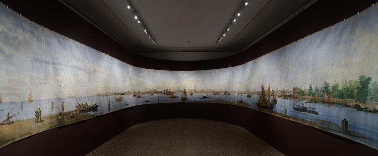 Venezia Panoramica MOSTRA Fondazione Querini Stampalia - Veneto