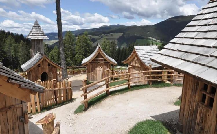 Villaggio degli Gnomi - Trentino Alto Adige