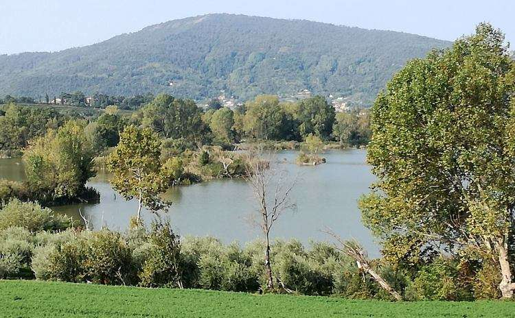 Oglio River Cycle Route - Lombardy - Italy