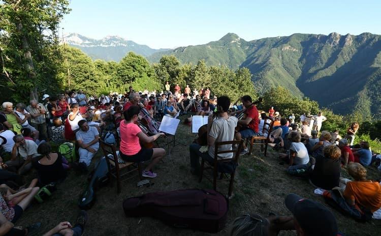 Musica sulle Apuane Festival - Toscana