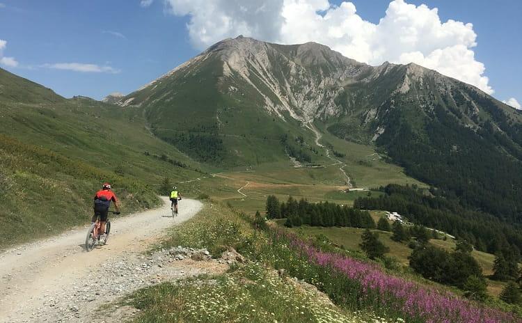 Strada dell'Assietta - Piedmont - Italy