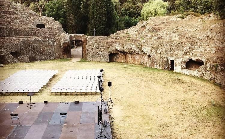Teatri di Pietra - Lazio