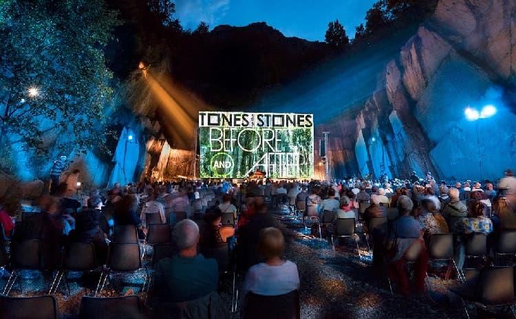 Tones on the Stones - Piemonte