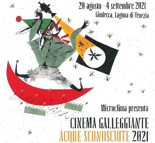 Cinema Galleggiante - Veneto