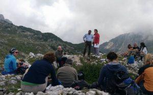 Geografie sul Pasubio - Trentino Alto Adige
