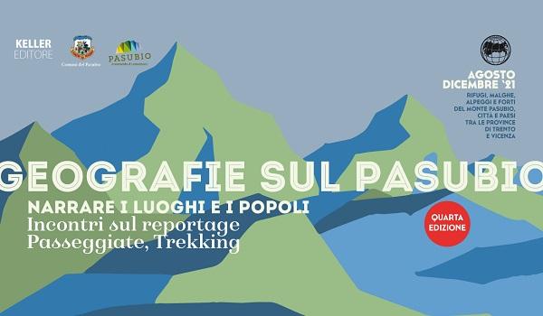 Geografie sul Pasubio locandina Trentino AA