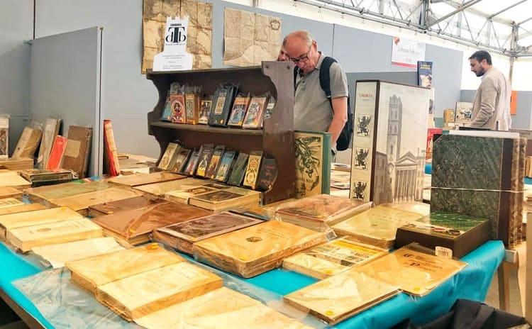 Mostra del Libro Antico - Umbria