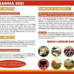 Sagra Romagna e Abruzzo - programma