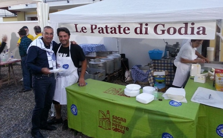 Sagra delle Patate di Godia- Friuli Venezia Giulia
